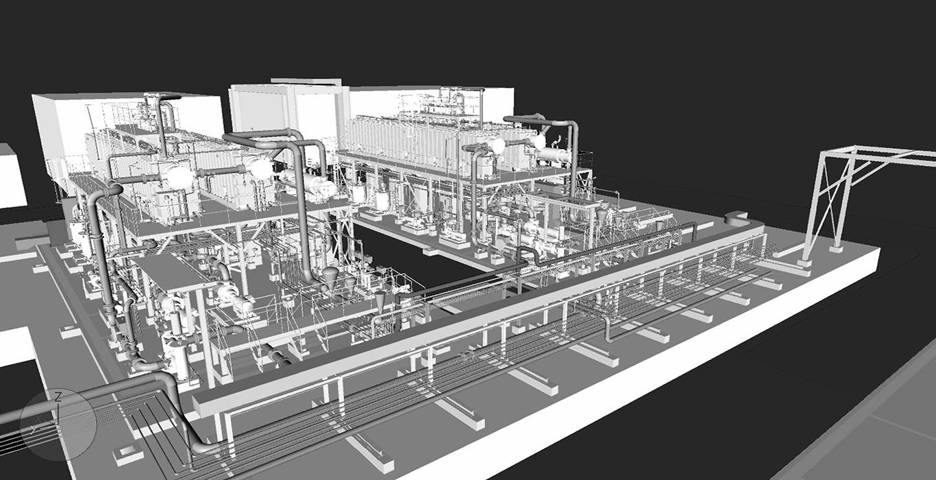 Phần mềm, kỹ thuật: 3D, Naviswork